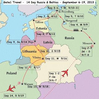 Chris Trosts Travel Blog Chris Trosts September 2013 Russia