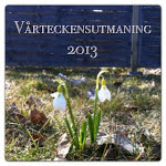 Vrteckensutmaning 2013