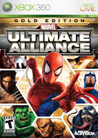Marvel: Ultimate Alliance – Gold Edition – XBox 360