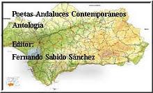 Antología Poesía Contemporánea Andalucía. 1050 Poetas Andaluces. Editor: Fernando Sabido.