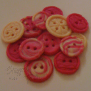 polymerclaybuttons Polymer Clay Button Tutorial