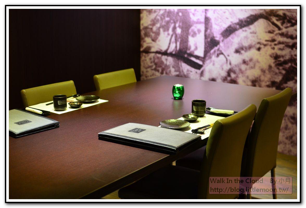 包廂餐桌與位置