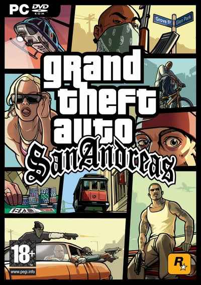 Grand Theft Auto San Andreas Full Game Free Download 4 PC