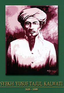 gambar-foto pahlawan nasional indonesia, Syech Yusuf Tajul Kalwati