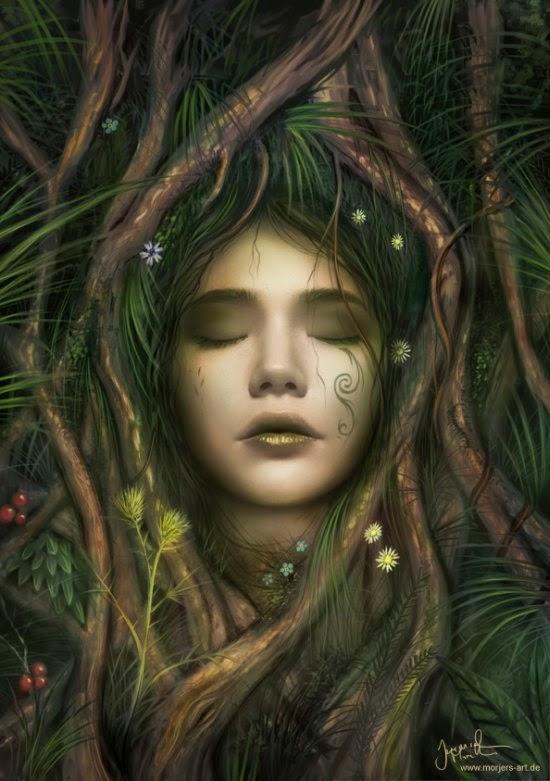 Jeremiah Morelli jerry8448 deviantart ilustrações fantasia surreal sonhos pesadelos
