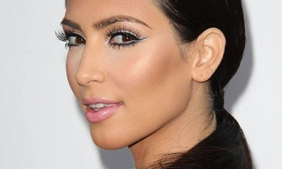 Kim Kardashian Glow Make-Up