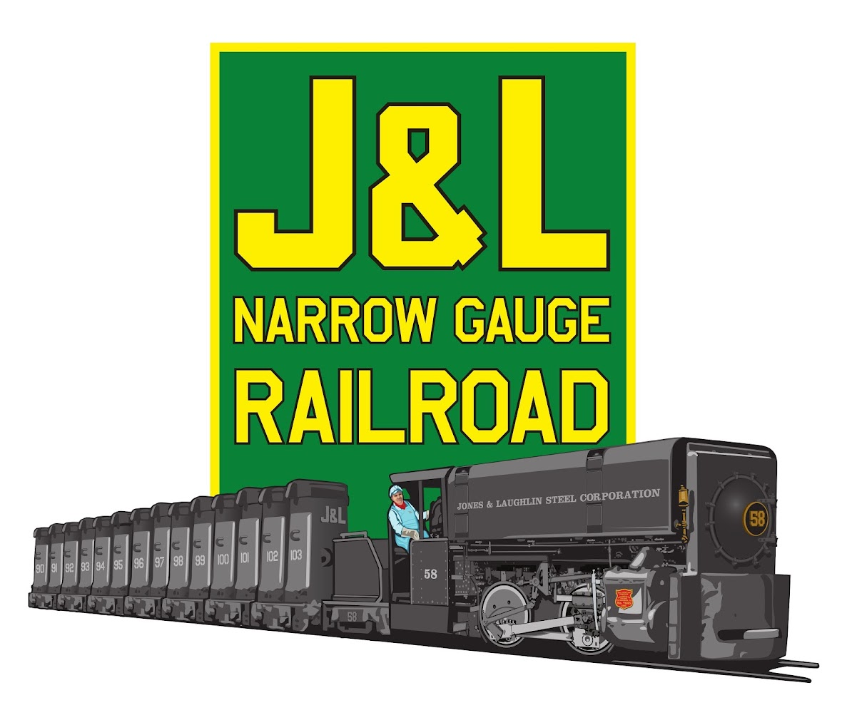 j l railroad J&l narrow gauge railroad has 737 members the j&l narrow gauge railroad is a part of the youngstown steel heritage museum in youngstown, oh built to.