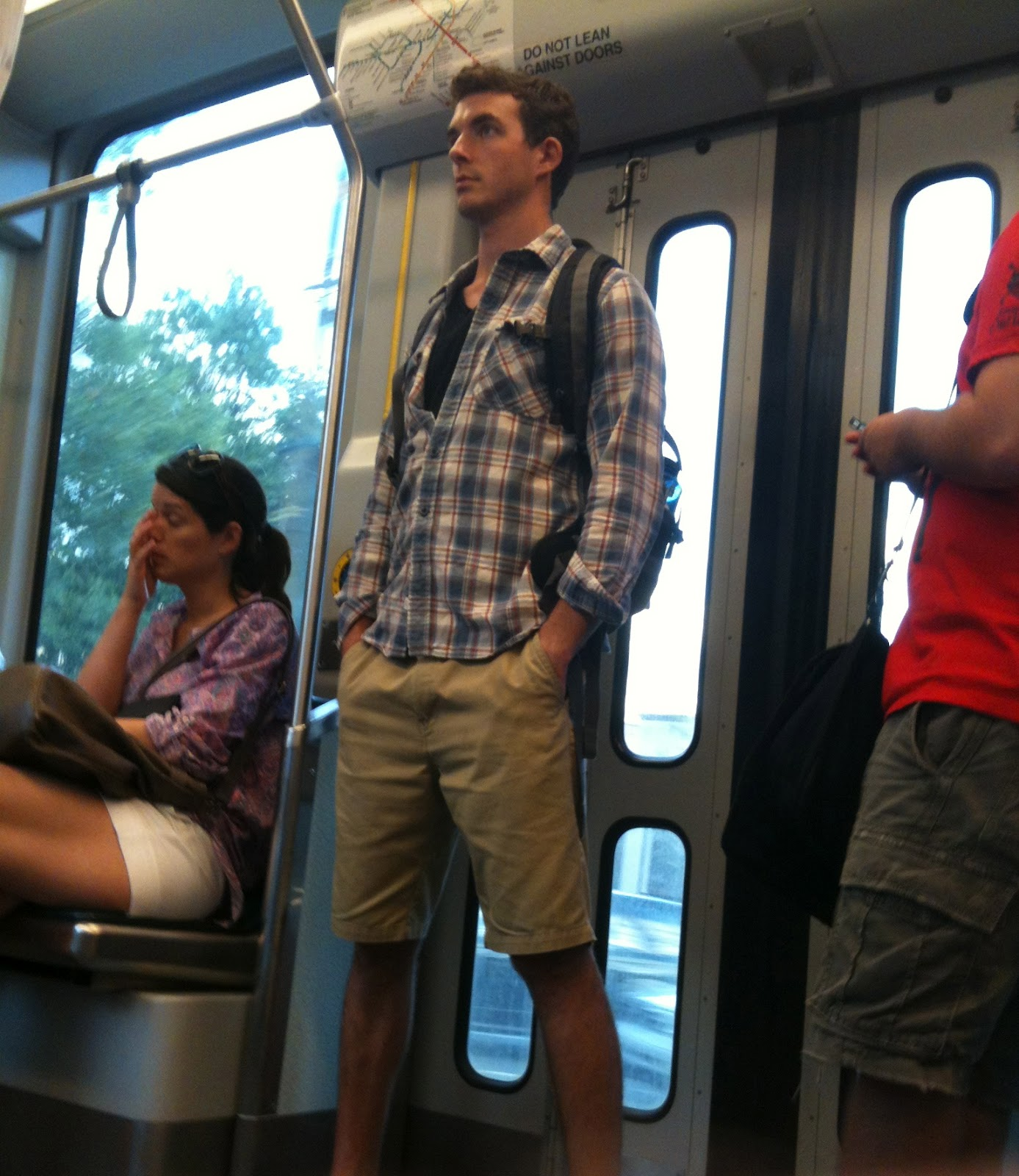 Hotties on the T!: Mix It Up