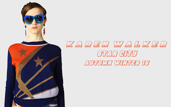 KAREN WALKER STAR CITY COLLECTION