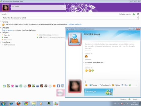 msn live messenger english download: