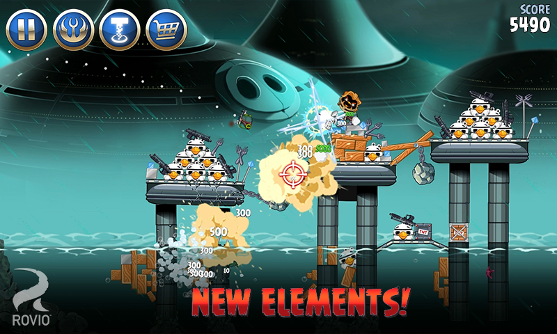 games angry birds star wars 2 free