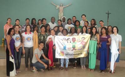 Coordenadores de IAM e JM nos estados da Bahia e Sergipe aprofundam formação