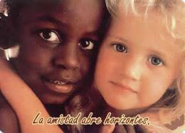 amistad sin fronteras