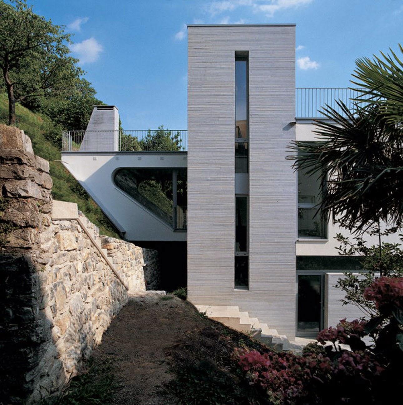 Home Interior Design Impressive Minimalist House in Futuristic