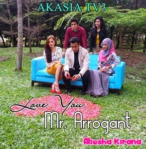 gambar Love You Mr Arrogant