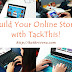 Build Your Online Store with TackThis!