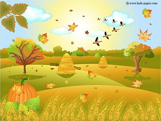 Ciao Bambini Autumn Schede Didattiche Per Gli Insegnanti