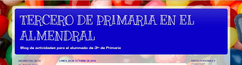 BLOG DE RECURSOS DE 3º DE PRIMARIA