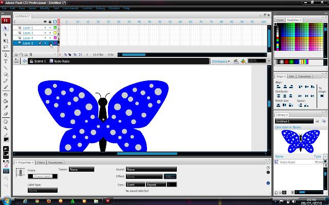 Home Membuat Animasi Sederhana Kupu Kupu Terbang Blog Artikel