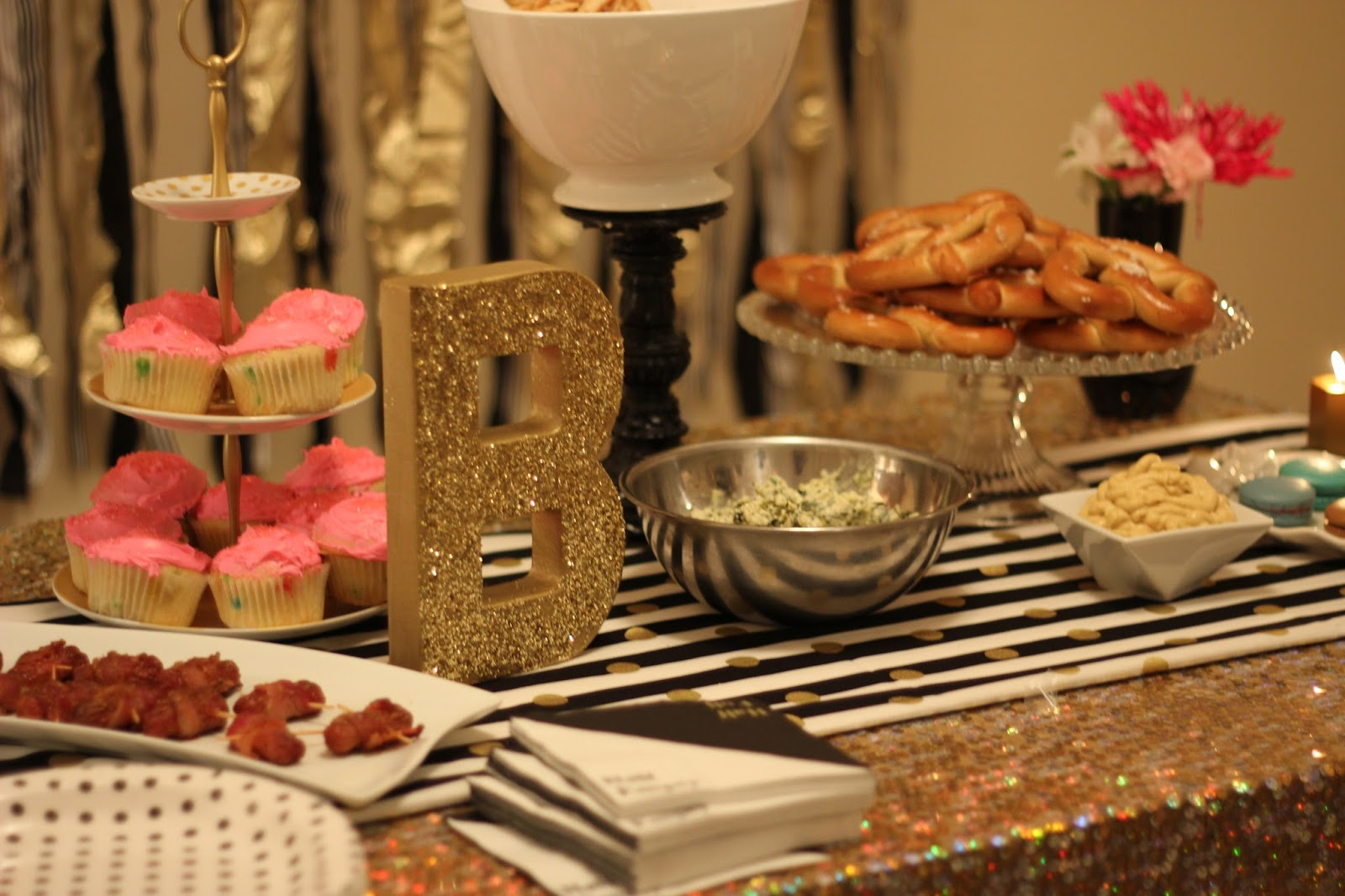 25th birthday cocktail party bnb styling for 25th birthday party decoration ideas