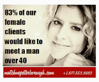 Single male over 40?