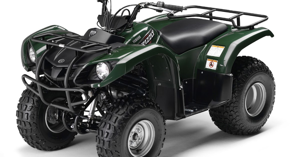 2009 grizzly 125 yamaha atv pictures accident lawyer info for Yamaha grizzly 80