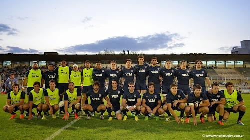 Argentina XV para la Americas Rugby Championship