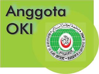 List negara anggota OKI (Organisasi Koferensi Islam)