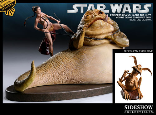 The Toy Viking | Designer Toy, Action Figure, and Japanese ... Jabba The Hutt Choked