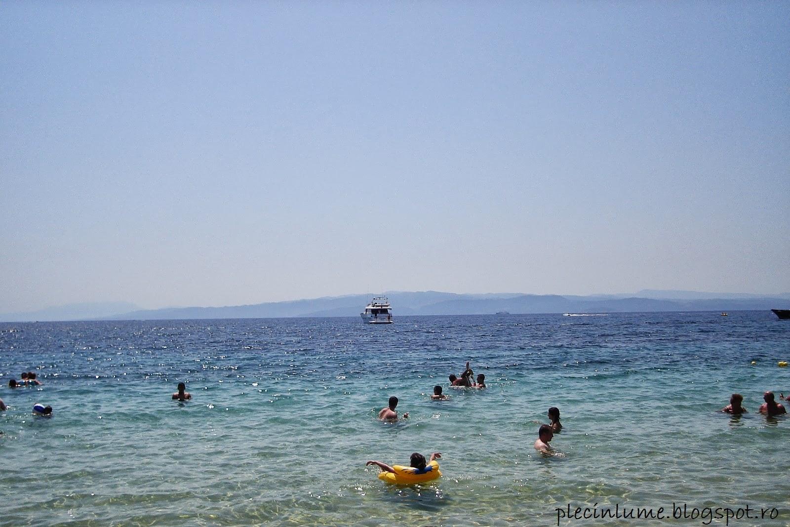 Plaja Koukounaries