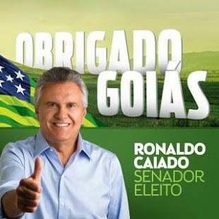 """""""RONALDO CAIADO DEPUTADO FEDERAL PELO DEMOCRATAS DE GOIÁS"""""""