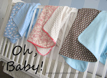 Baby Blanket Tutorial--Free Download
