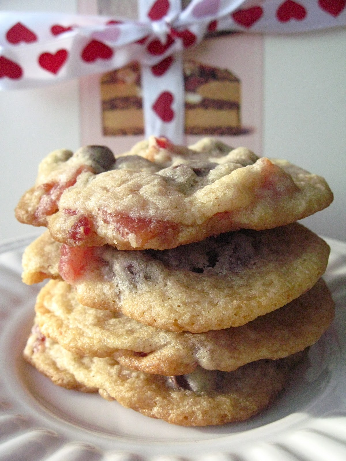 Bacon Chocolate Chip Cookies - Your Cup of Cake