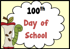 A Pinterest Board full of 100 Days of School Ideas