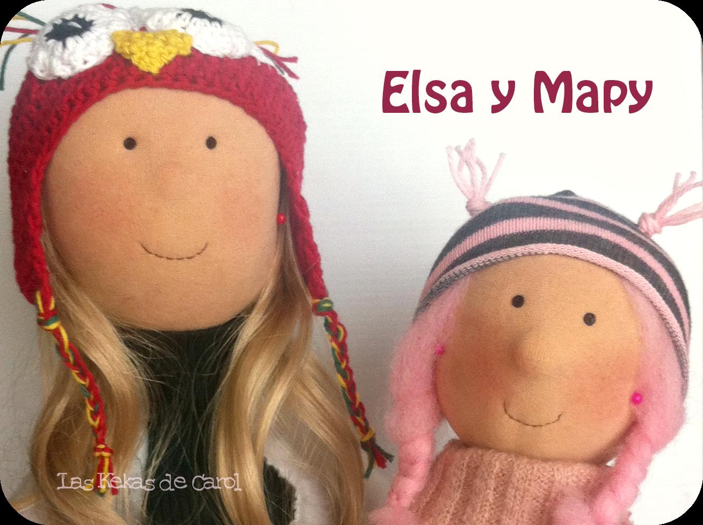 Elsa y Mapy