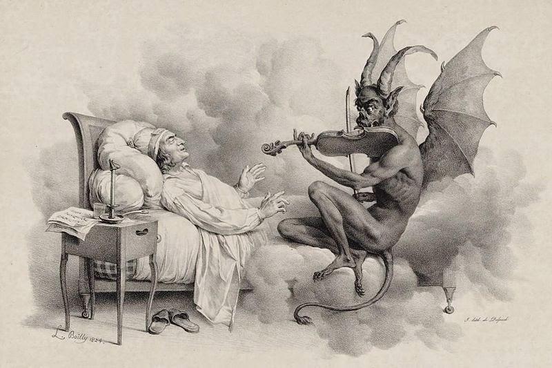 Devil's Trill sonata