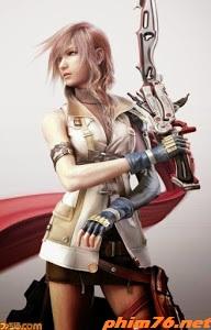 Tận Cùng Ảo Diệu Phần 13 - Final Fantasy Xiii Cutscene