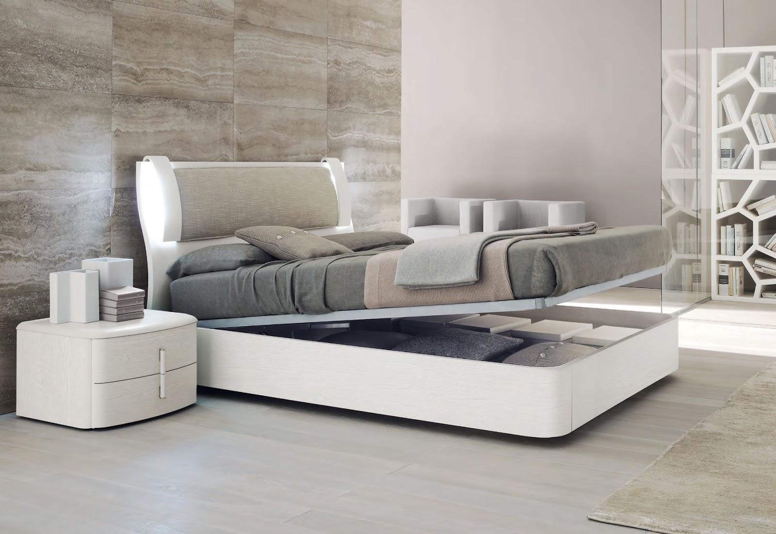 Modern Bedroom Furniture: The Platform Style
