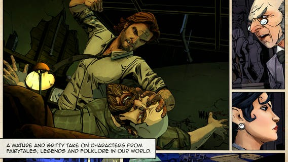 The wolf among us episode 3 PC game Download