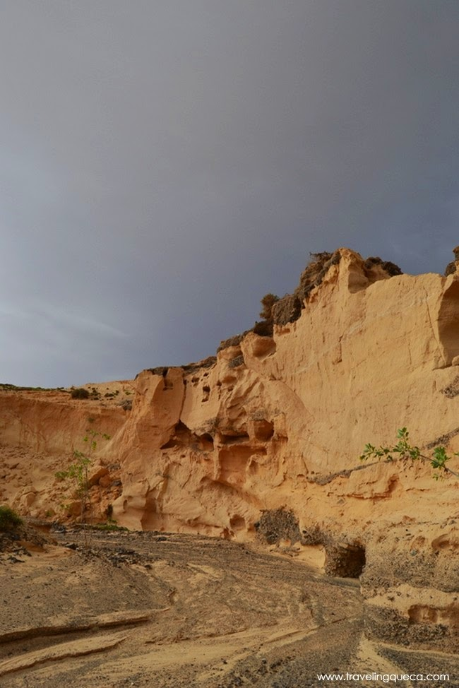 Barranco de los Encantados-Fuerteventura