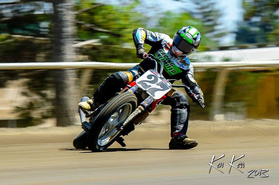 Stus Shots R Us  AMA Pro Flat Track  Weirbach Racings Rob