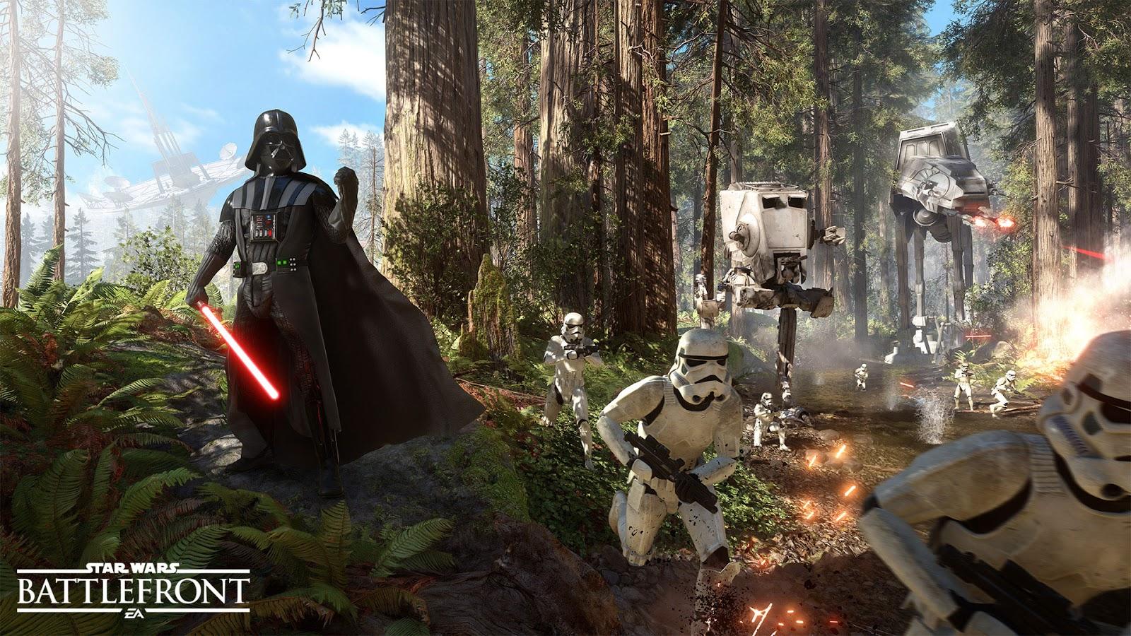 DICE confirma que Star Wars Battlefront terá servidores dedicados