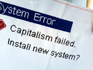 system error capitalism failed install new system