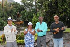 Projeto Samba no Sítio comemora 6 anos com roda de samba