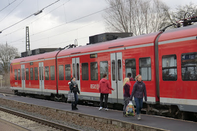 Ferrocarriles alemanes