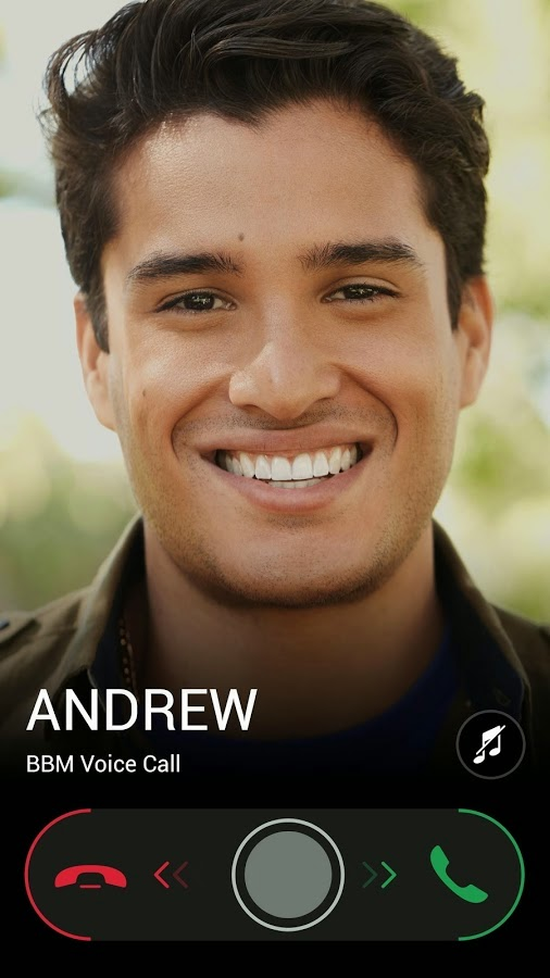 Aplikasi Android Blackberry Messenger (BBM) Versi Terbaru Asik - 2