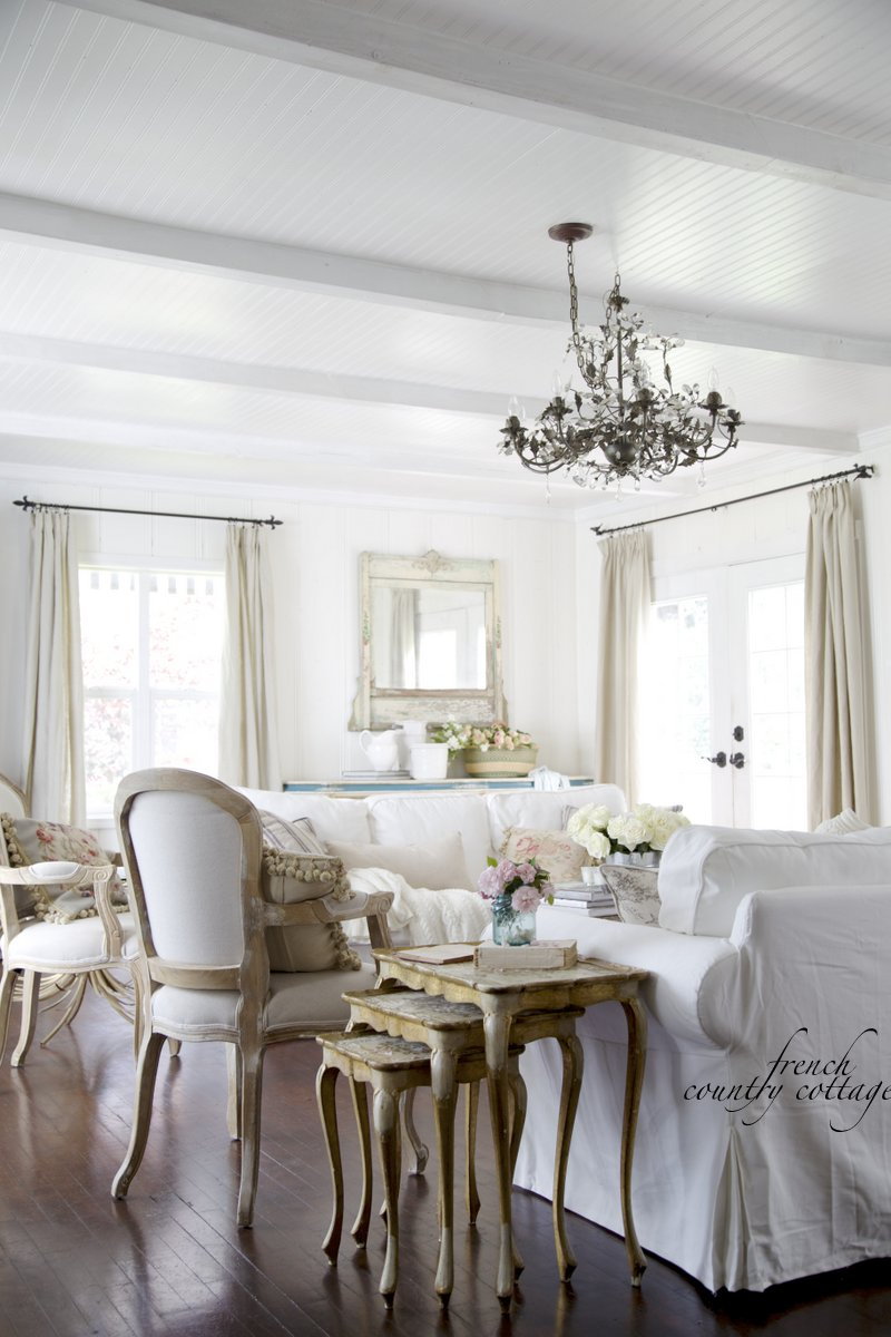 Summer Touches Keeping It Simple French Country Cottage