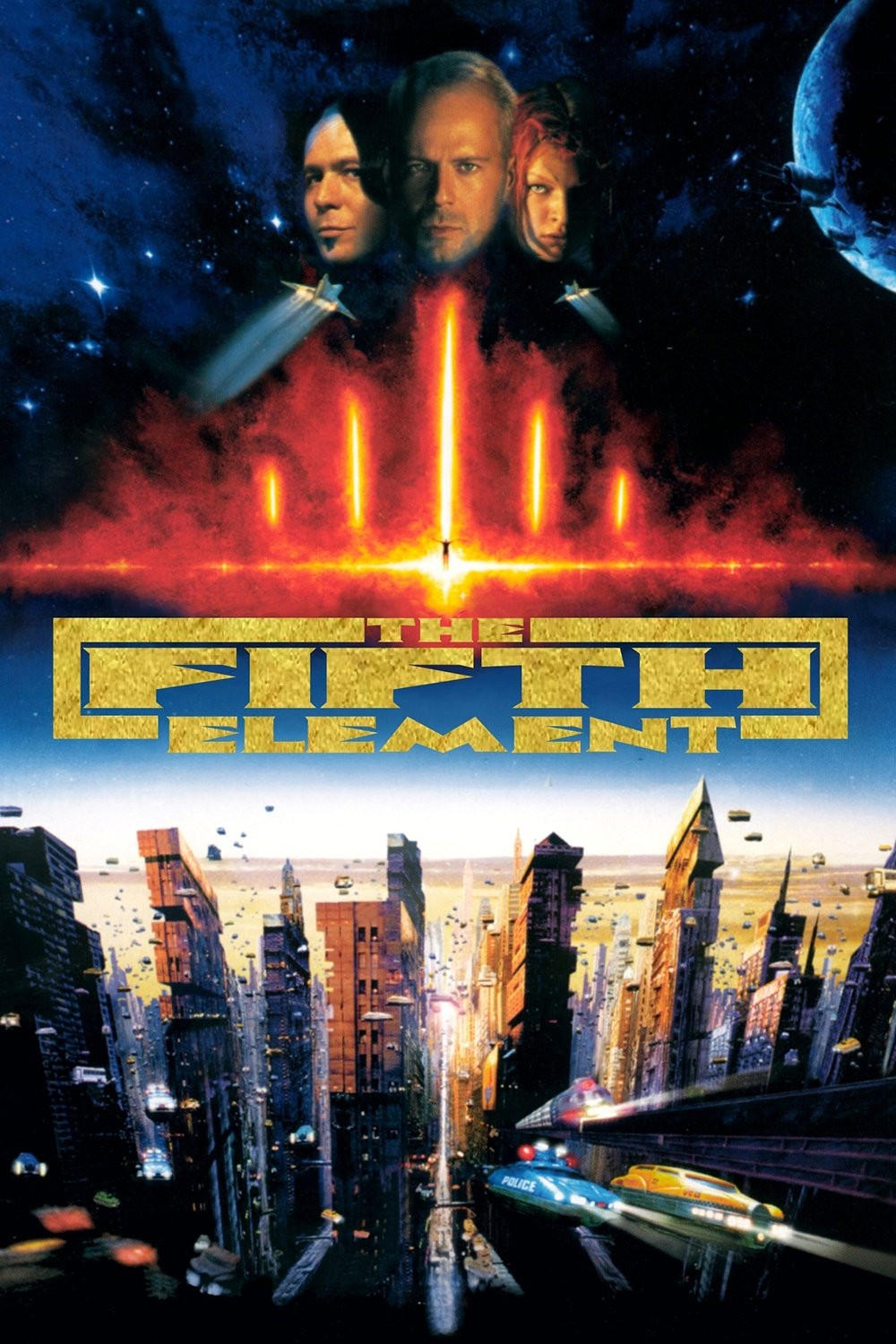 The Fifth Element (1997) BRRip Dual Hindi - Eng Compressed Small Size Pc Movie Free Download Only At FullmovieZ.in