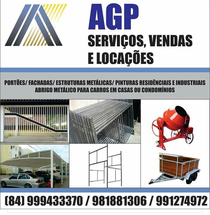 AGP - Serviços, Vendas e Locações