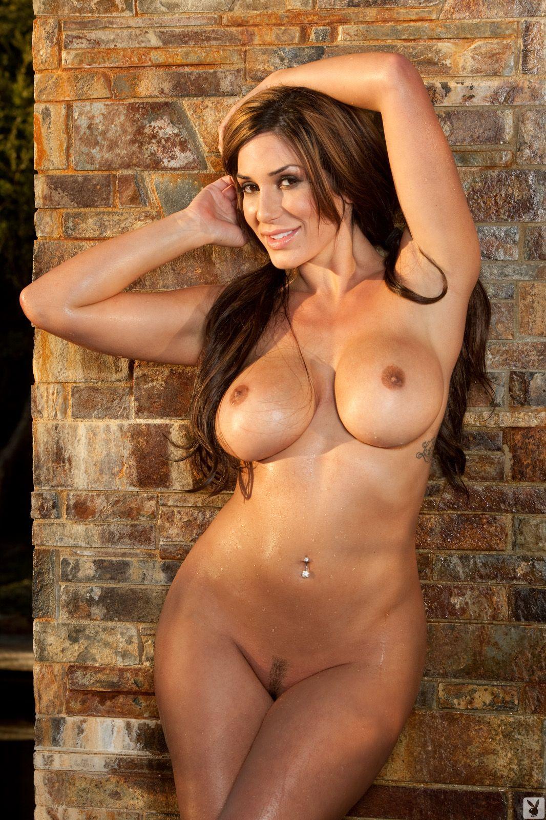 Cristina del Basso desnuda para Playboy 2012 La